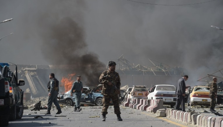 All We Know About The Deadly Bombing In Kabul's Diplomatic Enclave That Left 80 People Dead