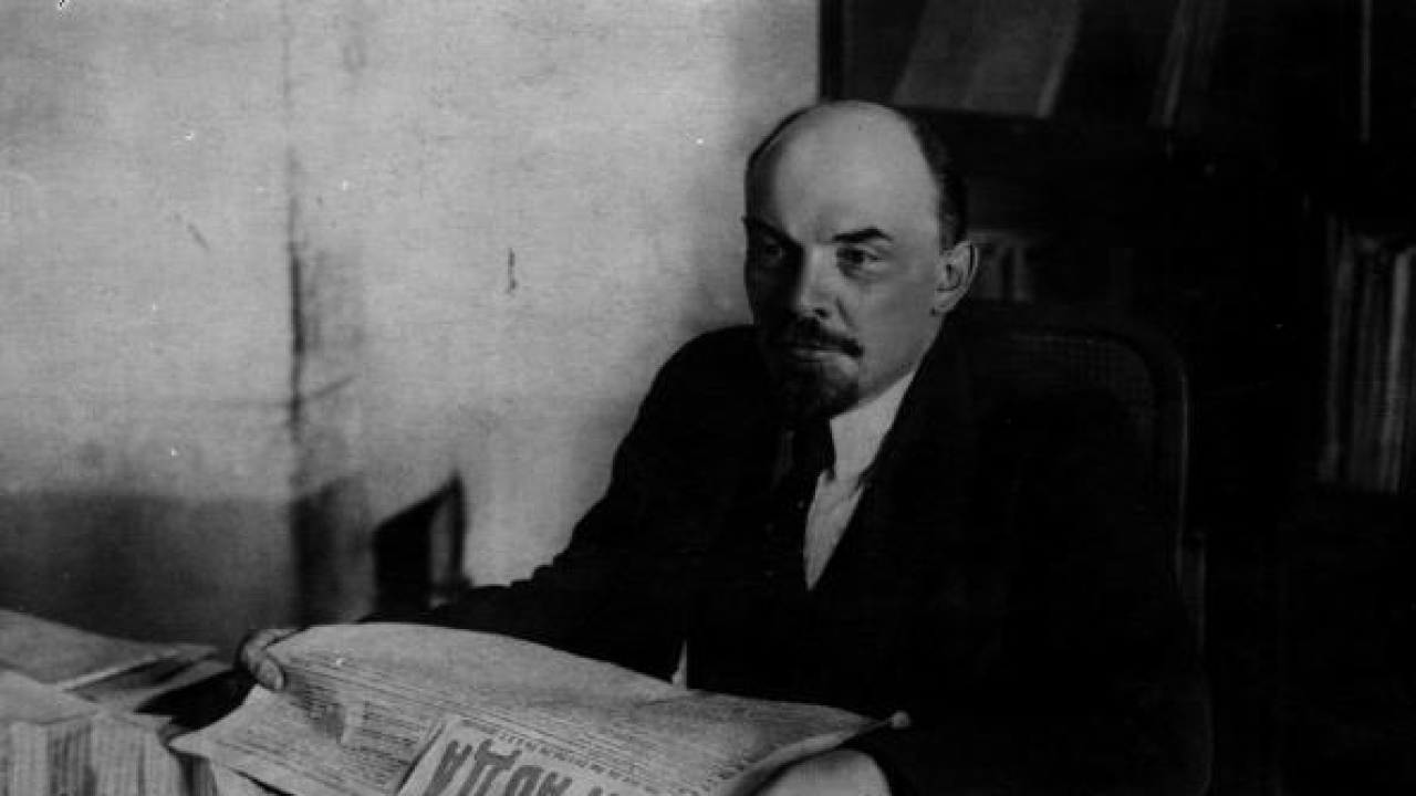 Lenin (Hulton Archive/Getty Images)