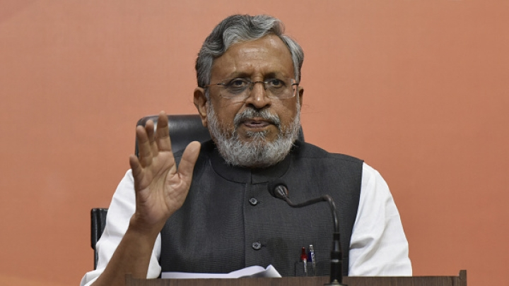 BJP Waits For Nitish Kumar To Break Silence, Ask For Tejashwi's Resignation: Sushil Modi