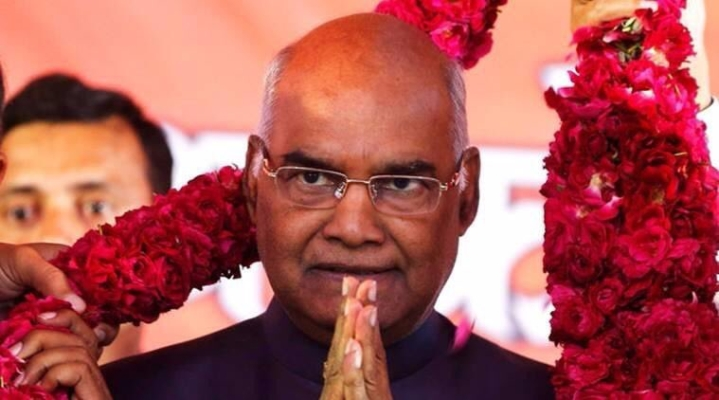 President Kovind, Other MPs Pays Tribute To Victims Of 2001 Parliament Attack