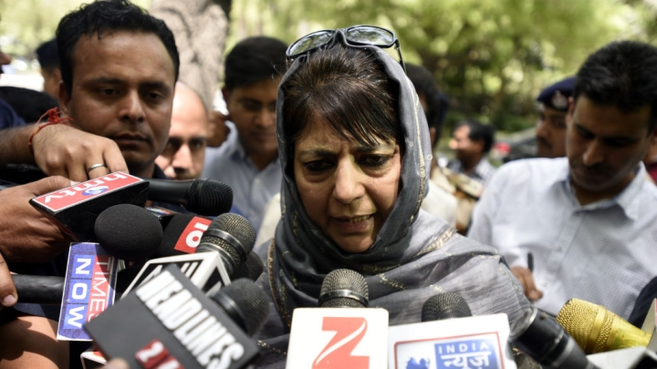 While Mehbooba Mufti Viciously Attacks Modi Government, Virtually The Whole Leh Unit Of PDP Joins BJP