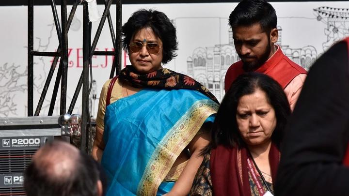 Islamists Prevail In Aurangabad: Taslima Nasreen Sent Back From Airport