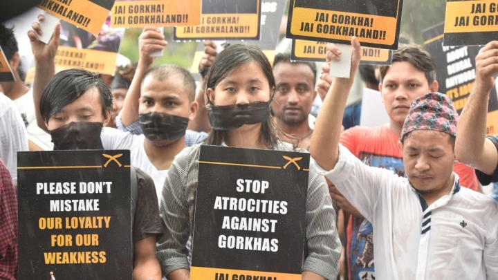 Crushing Gorkhaland Agitation To Appease Bengalis Is Wrong And Immoral