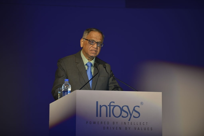 Investor Confidence At Historic High, Economic Environment Conductive To Growth: Infosys Co-Founder Narayana Murthy
