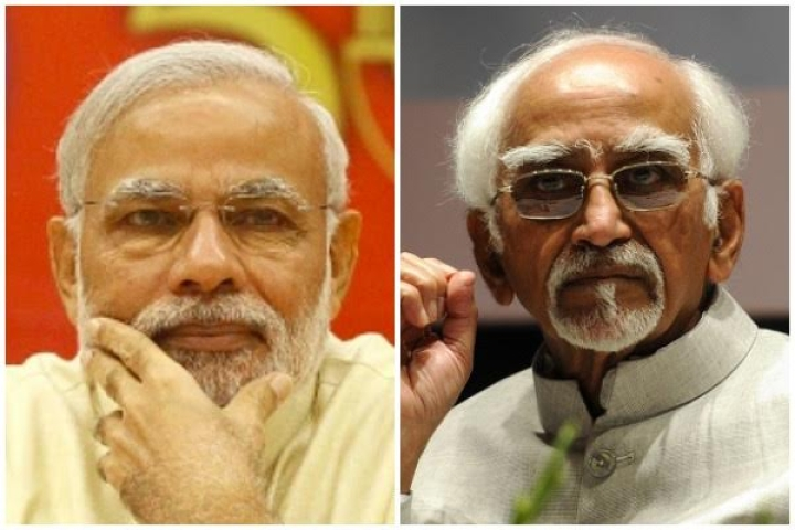 Prime Minister Modi Did Well To Indirectly Call Out Hamid Ansari's Views As Minoritarian