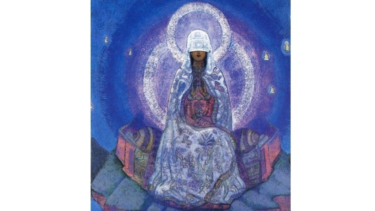 Roerich's 'Mother of the world'