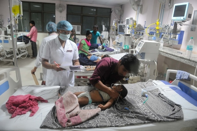 Gorakhpur Tragedy: Most Children's Deaths Not Due To Encephalitis; Hospital Records Show