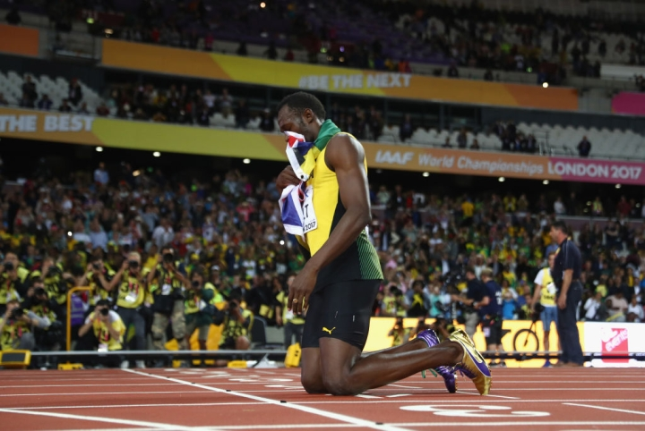 Usain Bolt Limps Out Of Agonising Last Lap Of An Otherwise Stellar Career