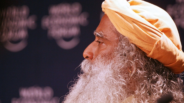 Morality, Consciousness, And Sadhguru
