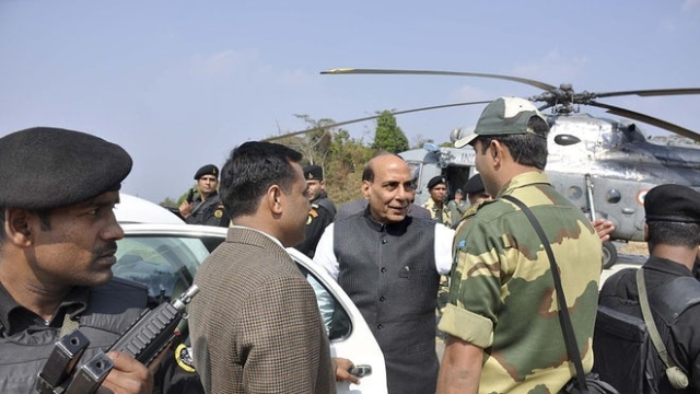 What Rajnath Singh's Visit Meant For Jammu And Kashmir