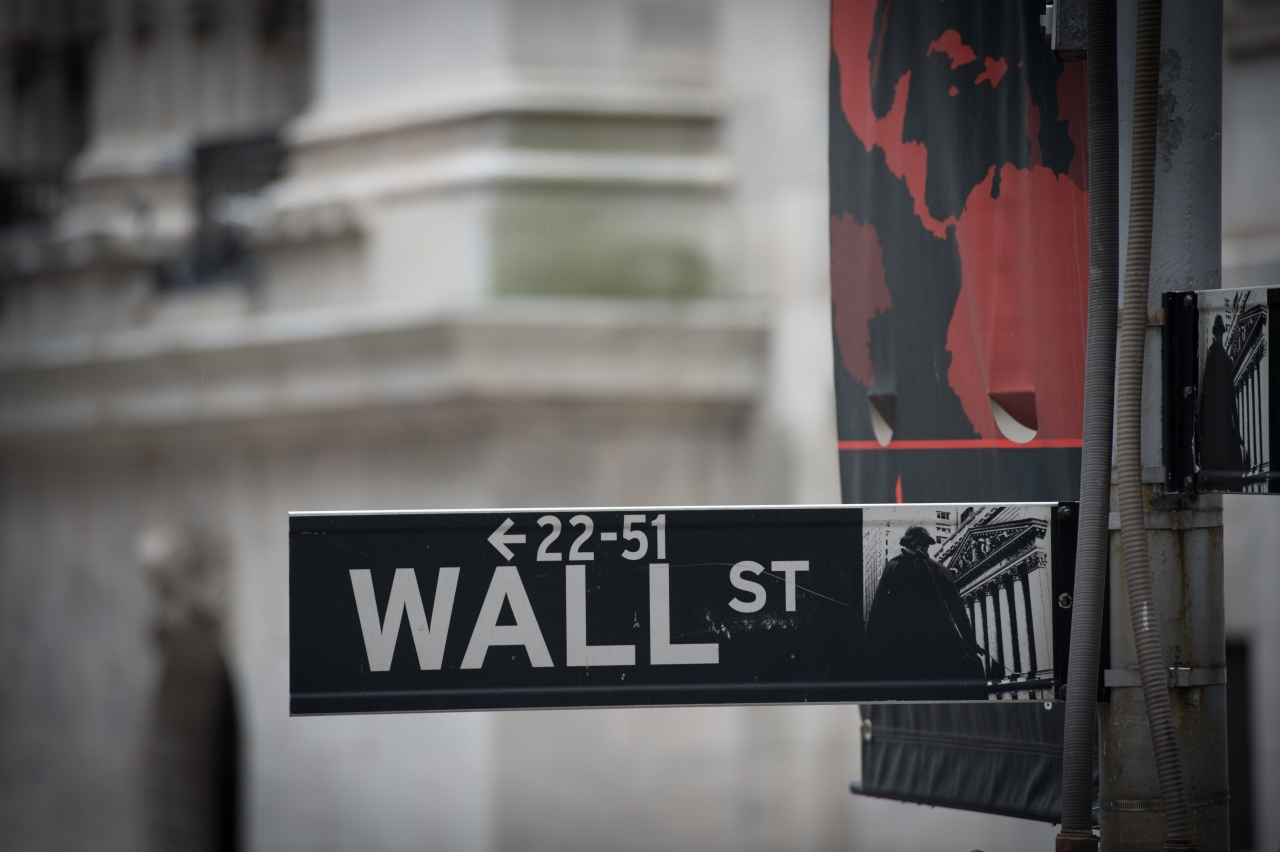 Wall Street (BRYAN R. SMITH/AFP/Getty Images)