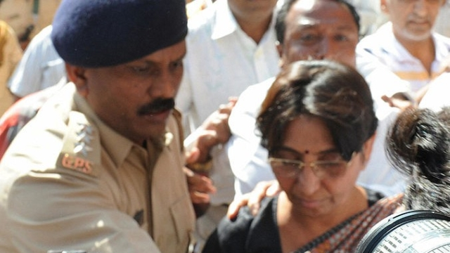 Judge Jyotsna Yagnik's Legal Acrobatics In The Maya Kodnani Case Of 2002