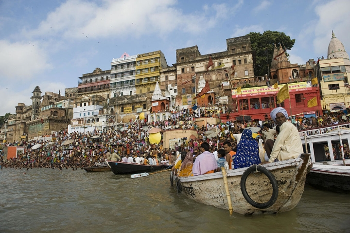 Cleaning Ganga: Varanasi To Get Two New  Sewage Treatment Plants Before March