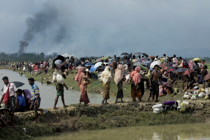 Two More Rohingya Men Killed In A Hunt Down After The Murder Of Bangladesh's Ruling Party Official; Count Reaches Six