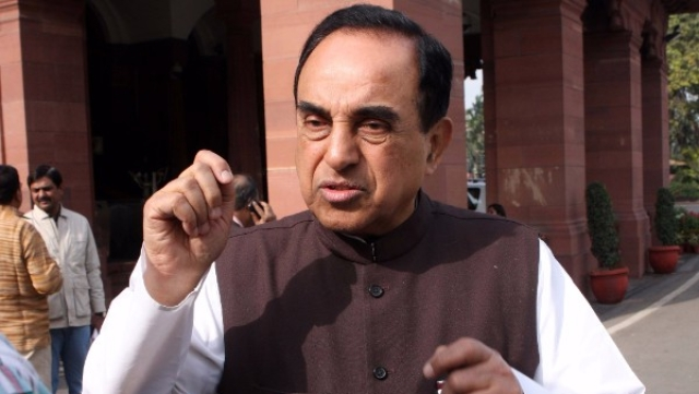 Subramanian Swamy: A Story As Candid As The Man