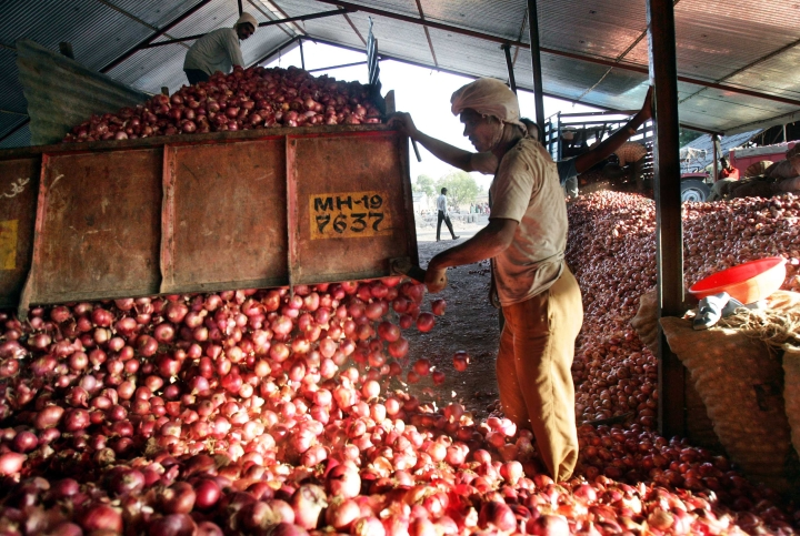Onion Traders Call Off Strike, Resume Auctions In Nashik District, But Lasalgaon Remains Shut