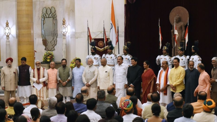 Morning Brief: New-Look Modi Team; BRD Hospital Deaths Decline; Trump's  Warning To North Korea Allies