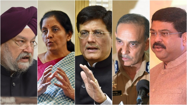 What The Cabinet Reshuffle Says About PM Modi's Priorities