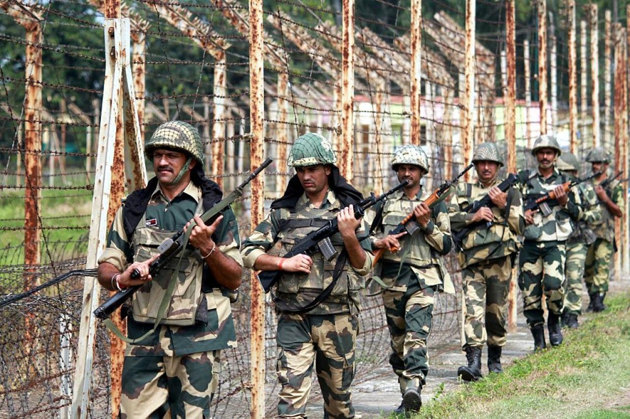 proxy war between india and pakistan
