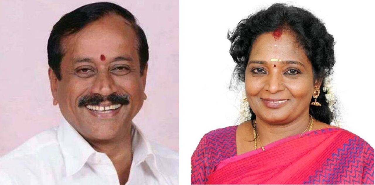 Tamil Nadu: BJP Set To Lose Its Lone Lok Sabha Seat As Its State Stalwarts Put Up A Poor Show