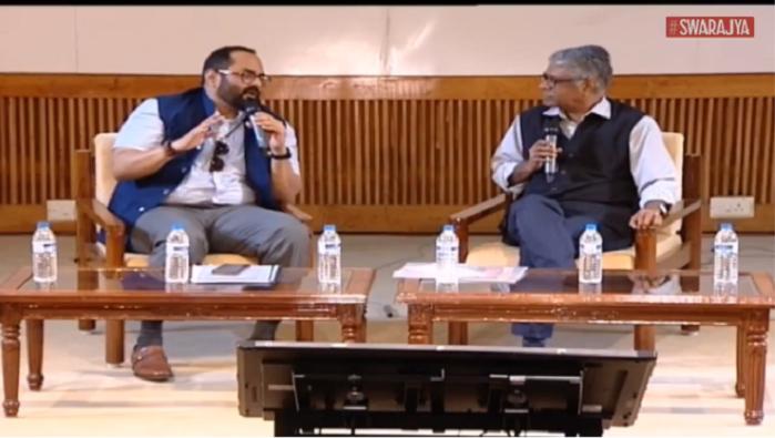 Watch: Rajeev Chandrasekhar, R Jagannathan Talk About The Politics Of Urban Governance