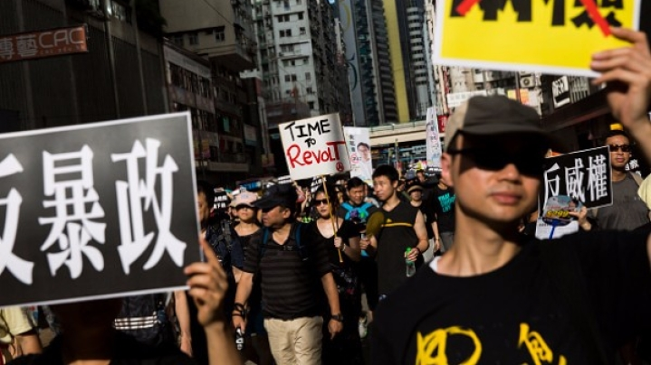 China Frets As Taiwan Offers Asylum To Pro-Democracy Protestors In Hong Kong, Says Protests Are An Internal Affair