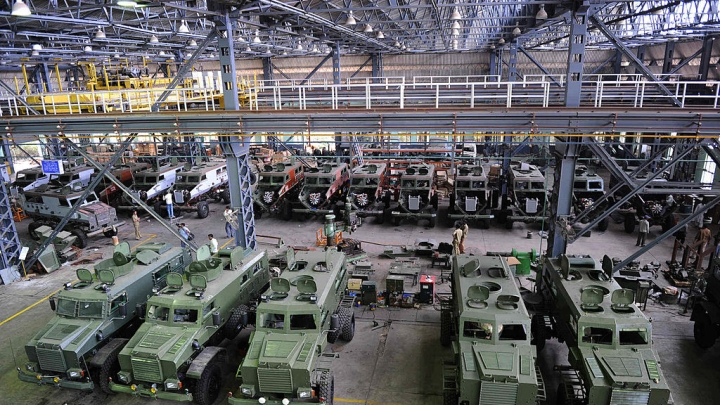 Modi Government Working To End Among Its Last Monopolies - Ordnance Factories