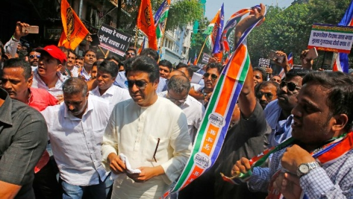 Mumbai:  Raj Thackeray To Appear Before ED Today; Section 144 Imposed In Areas, MNS Leader Sandeep Deshpande Detained