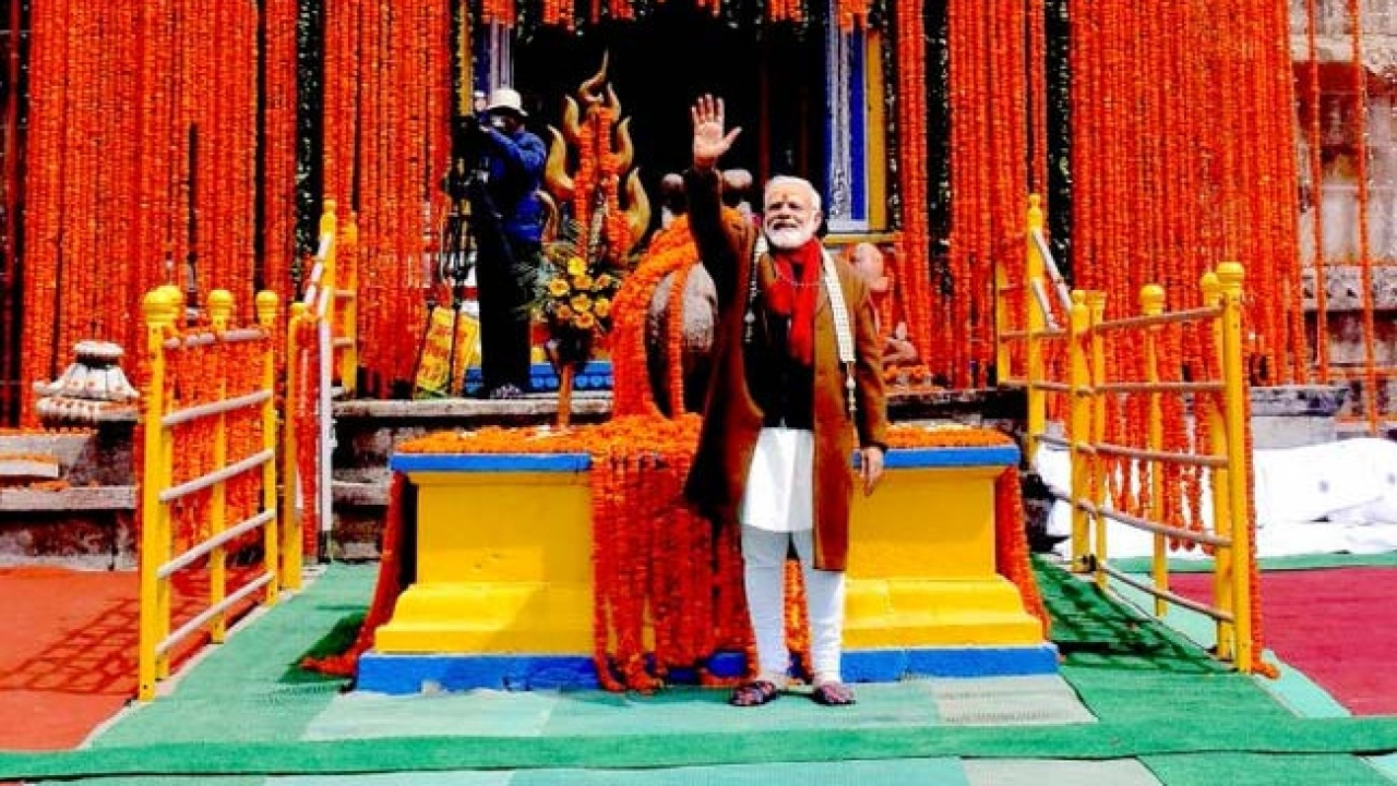 EC Gives Nod To PM Modi's Kedarnath-Badrinath Visit; Reminds Him Poll Code Still In Effect