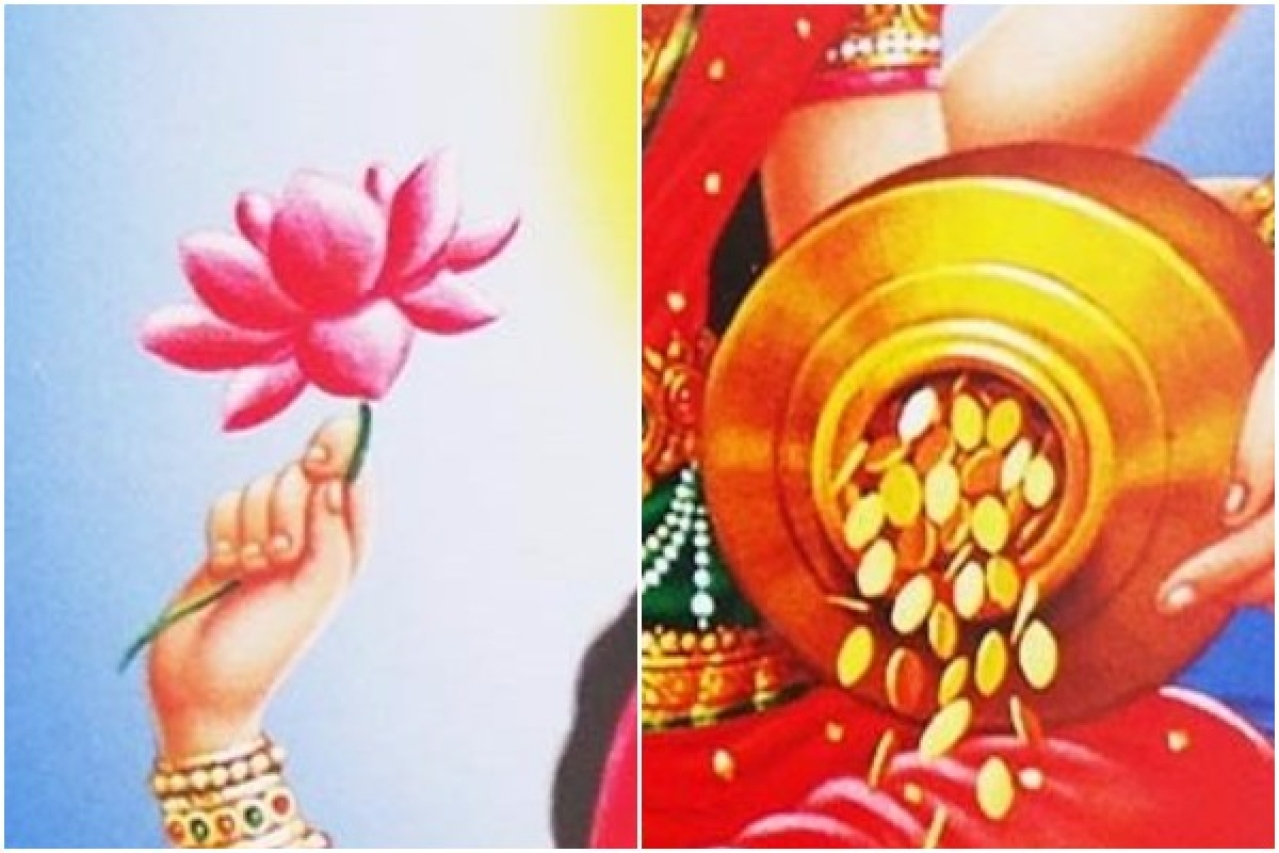 The Lotus And The Gold Coin A Diwali Reflection On Lakshmi