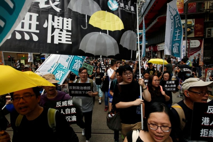 'Imperial' China Bows Down To Hong Kong Protests; To Announce  Withdrawal Of Controversial Extradition Bill