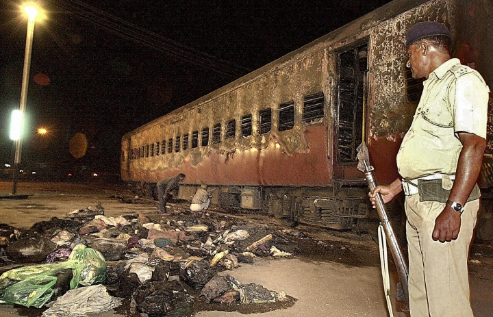 Godhra Train Carnage: Special SIT Court Sentences Convict Yakub Pataliya To Life Imprisonment