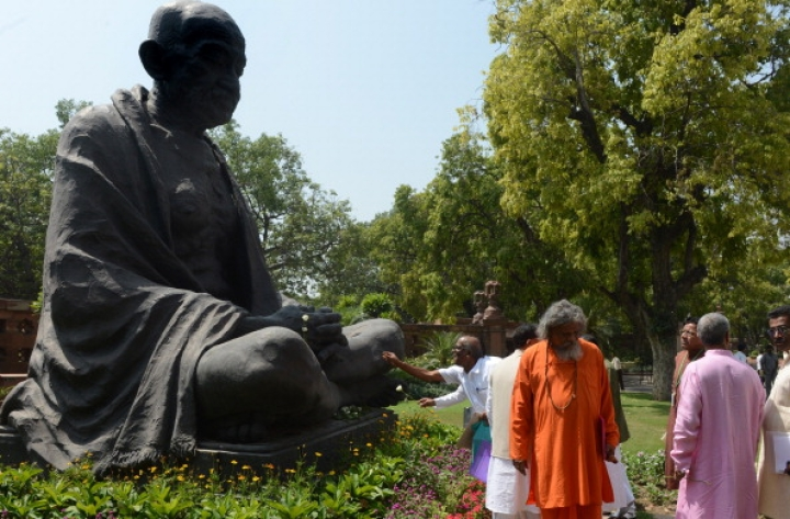The Isavasya Riddle: What Gandhi held Sacred