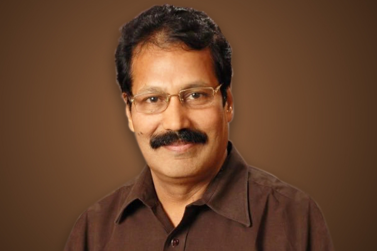 Dr K Krishnasamy is founder-president of Puthiya Tamizhagam party.