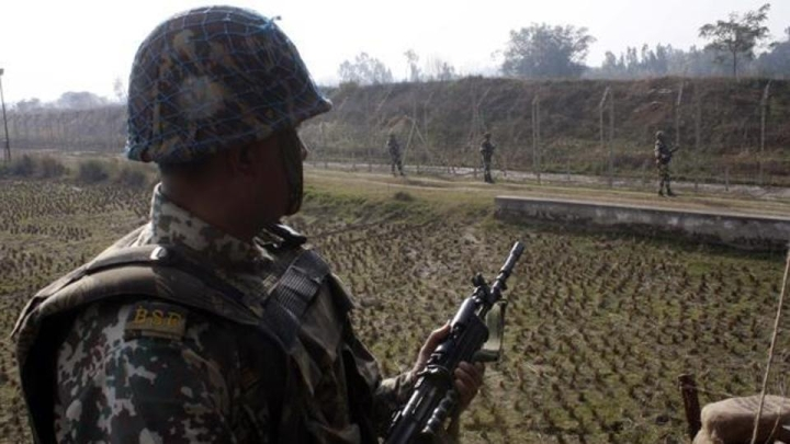 BSF Officer Attacked By Cattle Smugglers In Tripura Is Critical