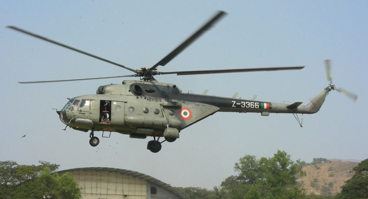 CRPF To Retrofit Helicopters With Air Ambulance Facilities To  Evacuate Wounded Soldiers In Anti-Naxal Ops