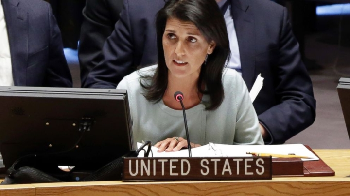 India Can Help US To Keep An Eye On Pakistan, Says US Envoy To UN Nikki Haley