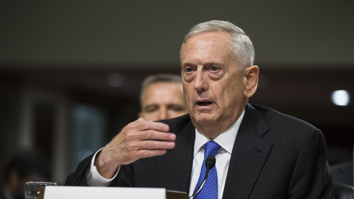 US Defence Secretary Mattis Warns That Sanctions Against India For Using Russian Weapons Would Hurt The US More