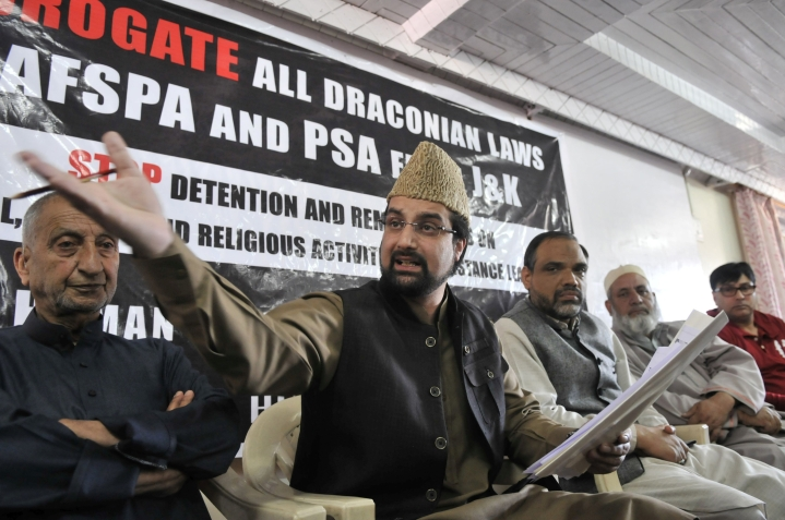 No Messing About: Security Cover Of All  Kashmiri Separatist Leaders Including Hurriyat Founder Withdrawn