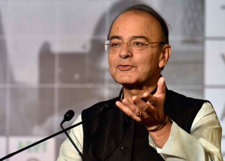 Arun Jaitley Defends 12 Per Cent GST On Sanitary Napkins, Calls Out Ill-Informed Debate