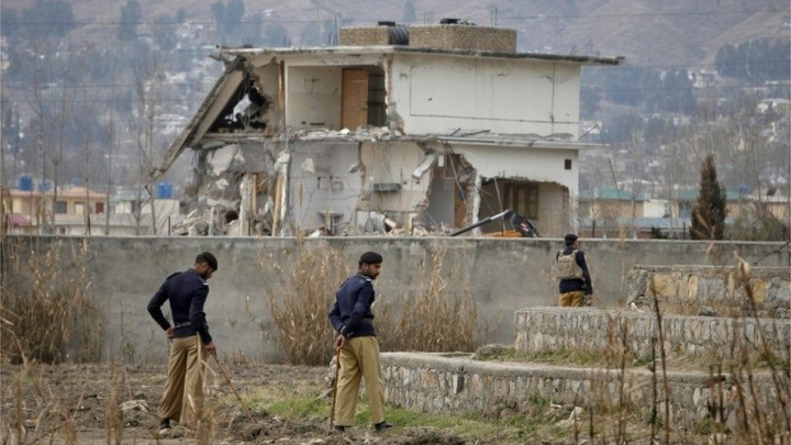 CIA Releases Over 470,000 Files Recovered In 2011 Raid On Osama Bin Laden's Compound In Pakistan