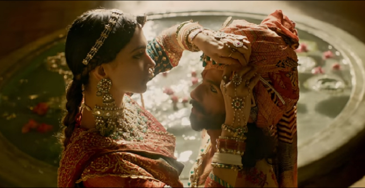 A still from the trailer of Sanjay Leela Bhansali's upcoming film <i>Padmavati</i> (Viacom18 Motion Pictures/YouTube)