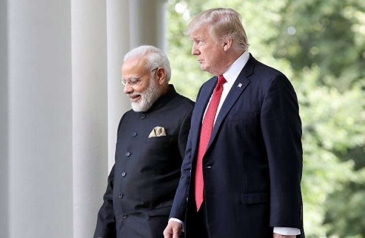 India A Leading Global Power, Trump Administration Says In New US Security Policy
