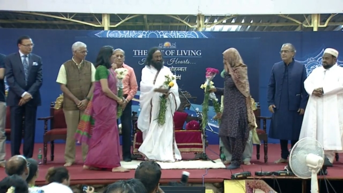 A Chance For Peace: Art Of Living Brings Together Families Of Martyrs And Militants Of Kashmir