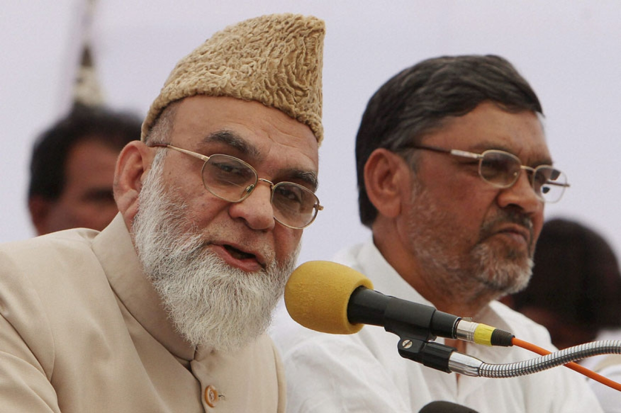 Citizenship Act Has Nothing To Do With Indian Muslims: Shahi Imam Of Delhi's Jama Masjid Clears Air Amid Protests