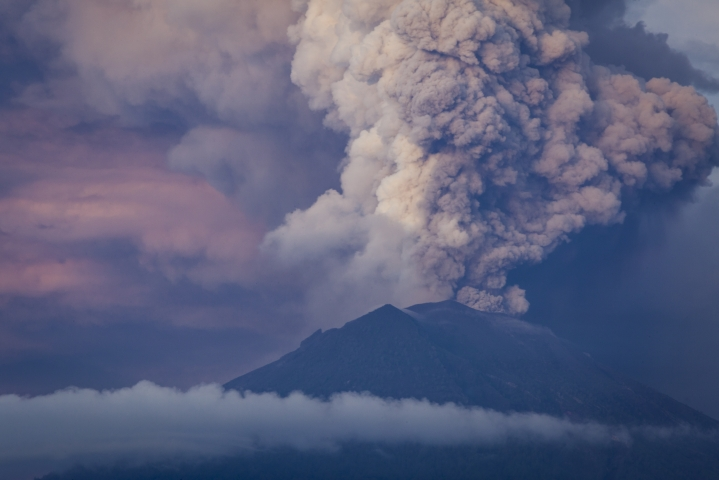 Indonesia Warns Of Large Eruption As Bali Volcanic Activity Worsens, Over 120,000 Tourists Stranded