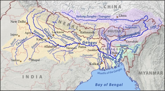 Despite Beijing's Denials, Proof Emerges Of China Planning Diversion Of Brahmaputra Waters
