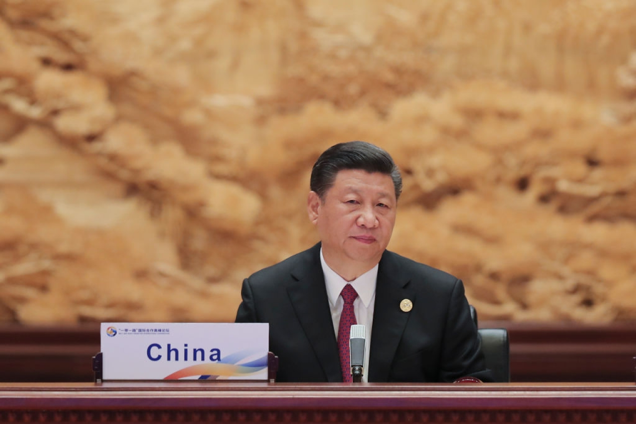 Chinese President Xi Jinping (Lintao Zhang/Pool/Getty Images)