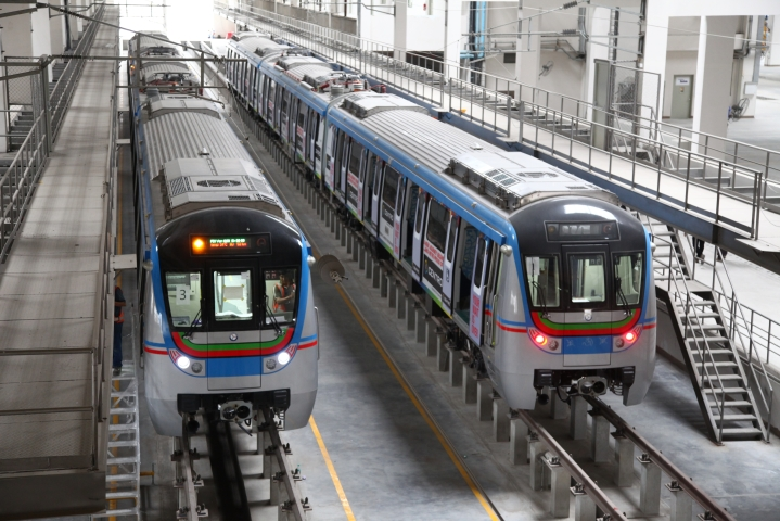 Hyderabad Metro Sees Record Ridership On Independence Day Eve; Footfall Touches 3.23 Lakh