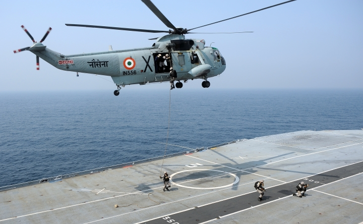 Indian Navy To Increase Its Power In Indian Ocean; Seeks Access To French Djibouti Base For Operations